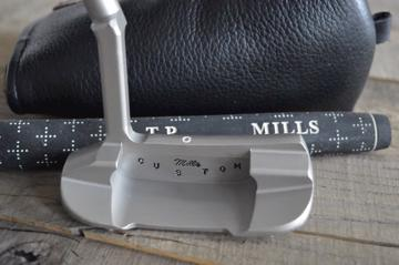 T.P.Mills Co. Hand Made Golf Putter  - Nellie Wings 2018 PGA Tour issue